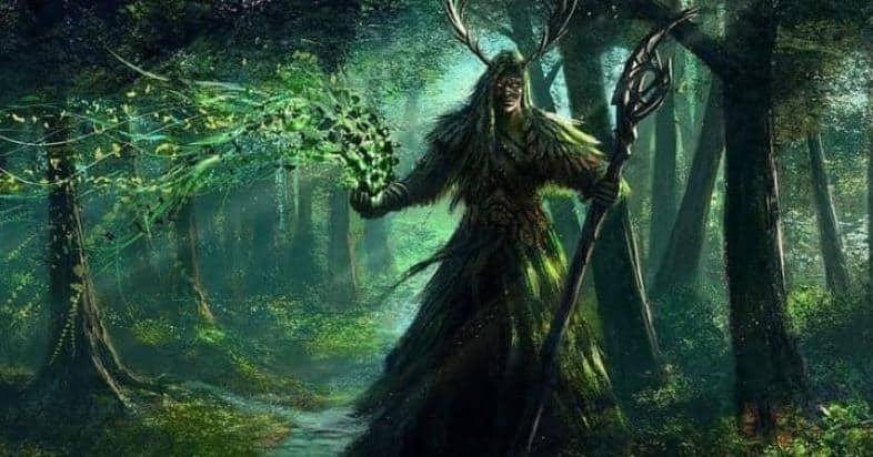 Druid Spells