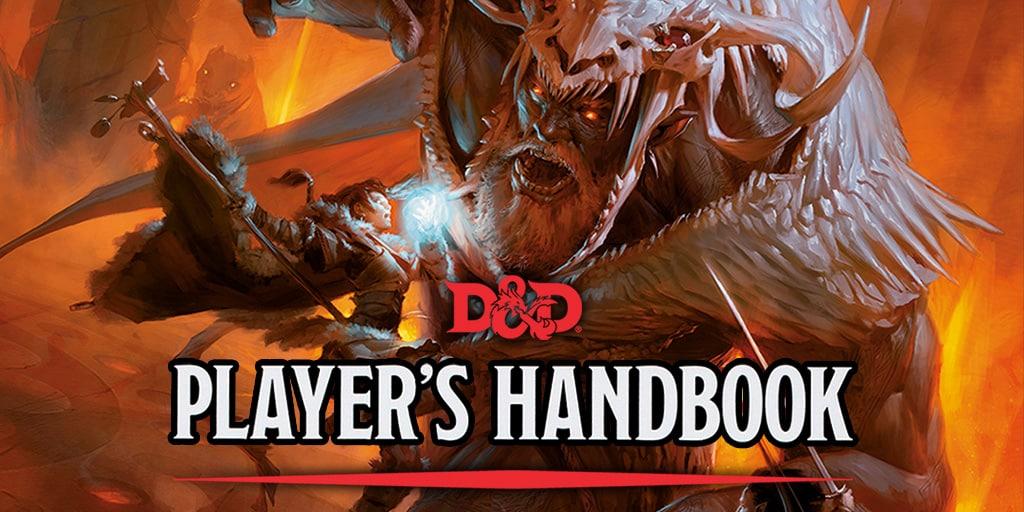 Dungeon & Dragons Player's Handbook