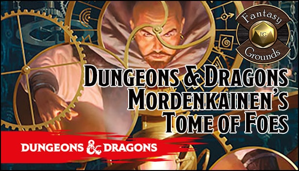 Dungeons and Dragons Mordenkainen's Tomb of Foes