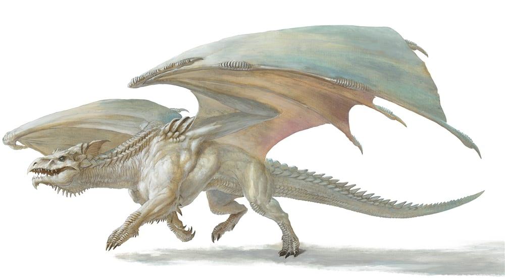 Lesser Dragons