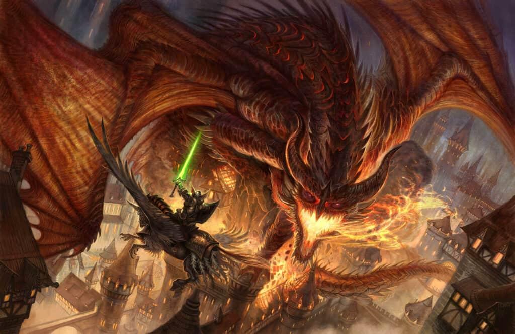 True Dragons