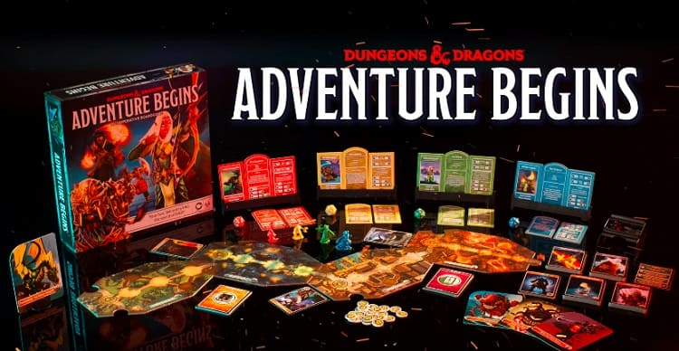 Dungeons and Dragons Gameplay: the Power of Creativity and Imagination