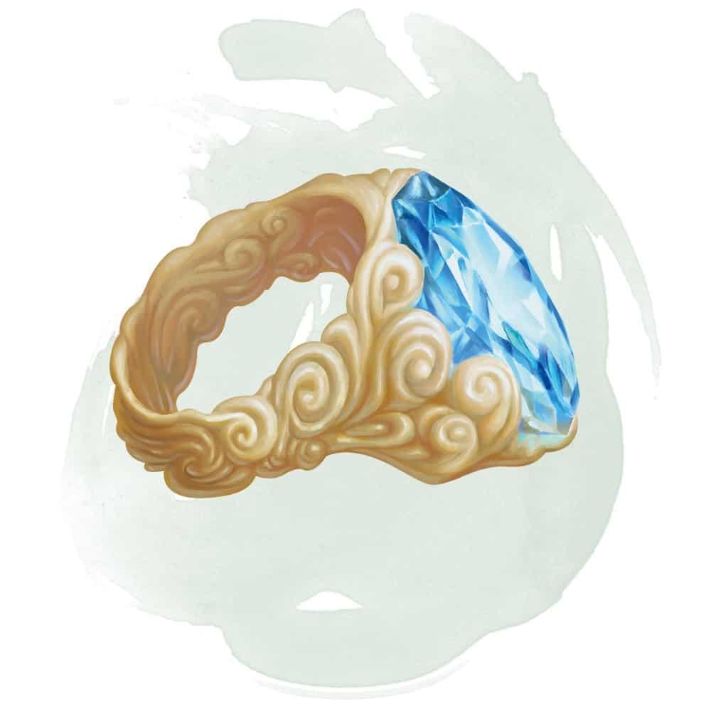 Ring of Djinni Summoning
