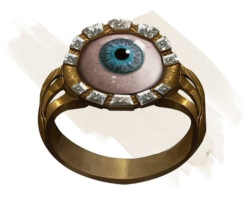 Ring of X-ray Vision