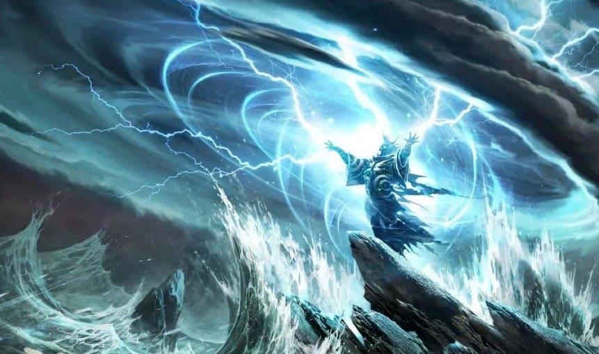 Warlock Call Lighting
